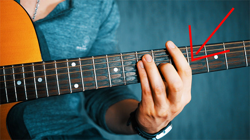 Bar Chords - 3 Mistakes That Keep Your From Playing Bar Chords